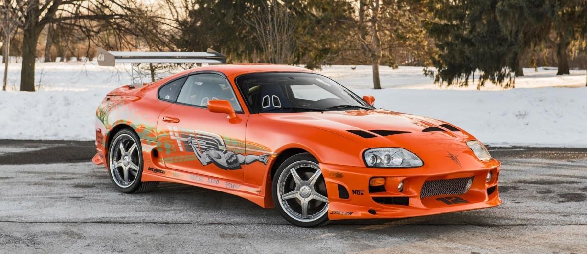 1993 Toyota Supra Official Fast Furious Movie Car 18