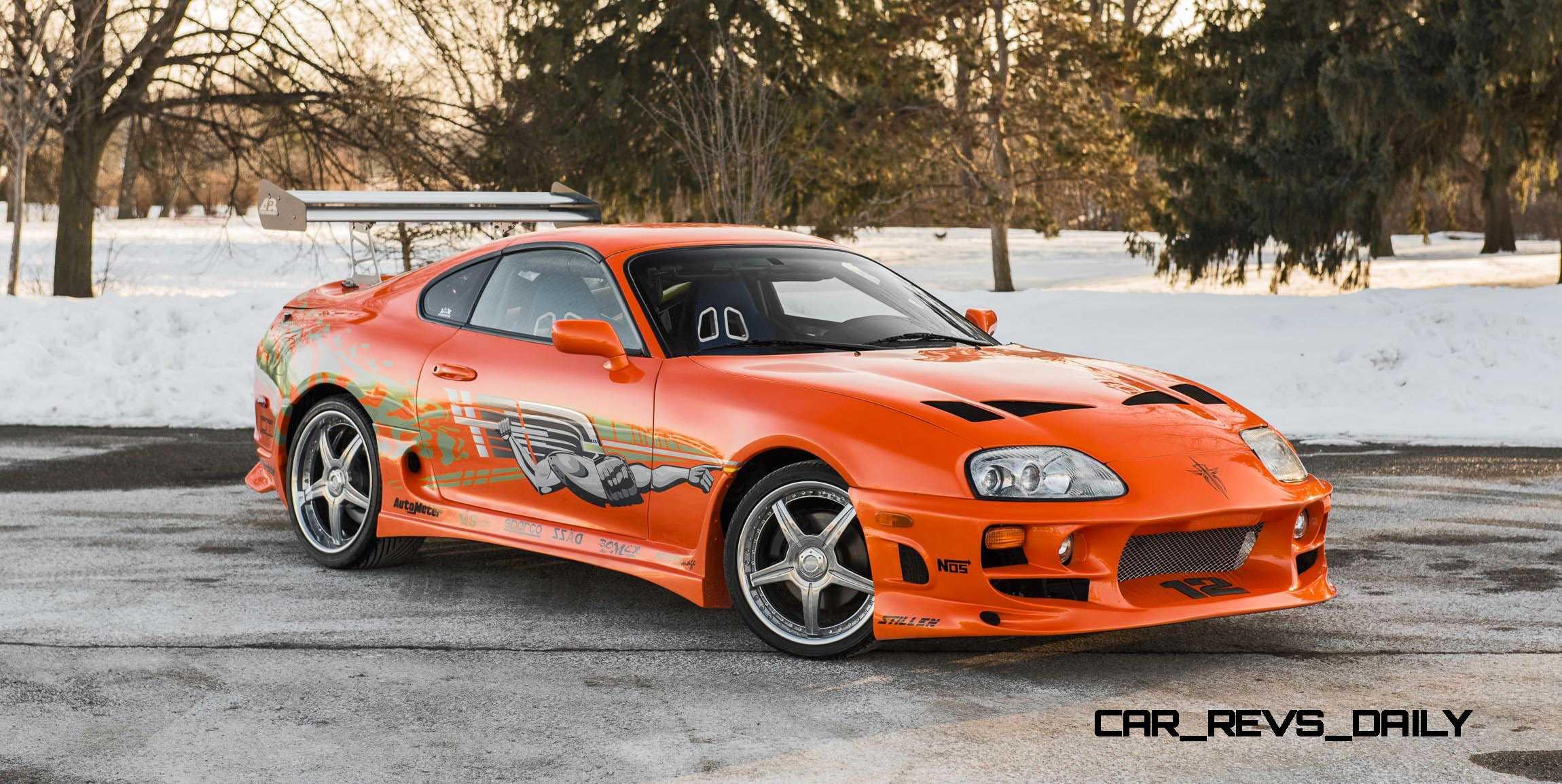 ... 1993 Toyota Supra Official Fast Furious Movie Car 18 ...