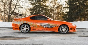 1993 Toyota Supra Official Fast Furious Movie Car 19