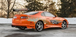 1993 Toyota Supra Official Fast Furious Movie Car 20