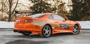 1993 Toyota Supra Official Fast Furious Movie Car 20