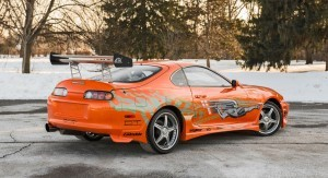1993 Toyota Supra Official Fast Furious Movie Car 21