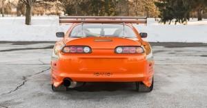 1993 Toyota Supra Official Fast Furious Movie Car 22
