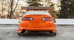 1993 Toyota Supra Official Fast Furious Movie Car 23