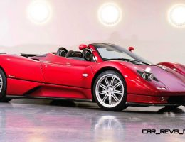 Hypercar Heroes – 2005 Pagani Zonda S Roadster