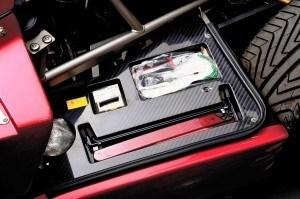 2005 Pagani Zonda S Roadster 17