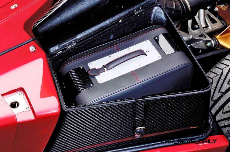 2005 Pagani Zonda S Roadster 18