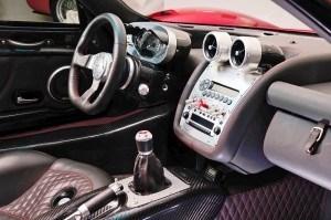 2005 Pagani Zonda S Roadster 19