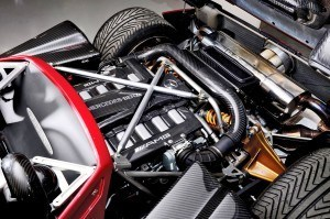 2005 Pagani Zonda S Roadster 3