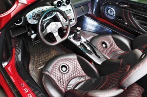 2005 Pagani Zonda S Roadster 4