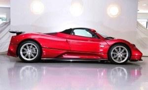 2005 Pagani Zonda S Roadster 5