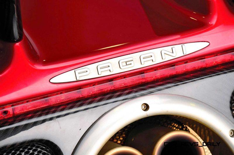 2005 Pagani Zonda S Roadster 6