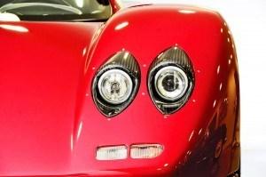 2005 Pagani Zonda S Roadster 7