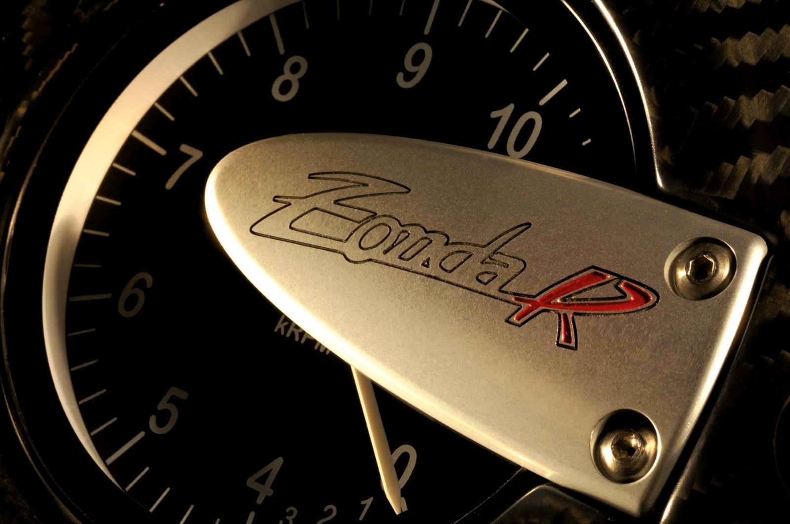 2009 PAGANI Zonda R 6