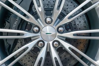 2013 Aston Martin ZAGATO DB9 Centennial Spyder 10