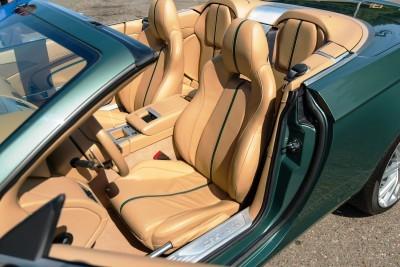 2013 Aston Martin ZAGATO DB9 Centennial Spyder 15