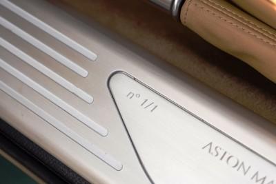 2013 Aston Martin ZAGATO DB9 Centennial Spyder 20