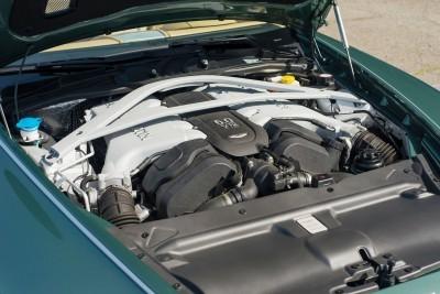2013 Aston Martin ZAGATO DB9 Centennial Spyder 22