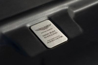 2013 Aston Martin ZAGATO DB9 Centennial Spyder 23