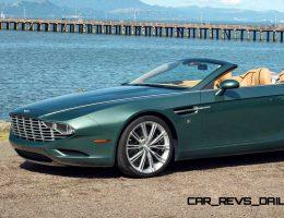 2015 RM Monterey Preview – 2013 Aston Martin ZAGATO DB9 Centennial Spyder