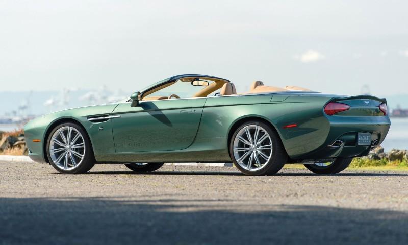 2013 Aston Martin ZAGATO DB9 Centennial Spyder 27