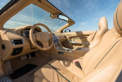 2013 Aston Martin ZAGATO DB9 Centennial Spyder 4