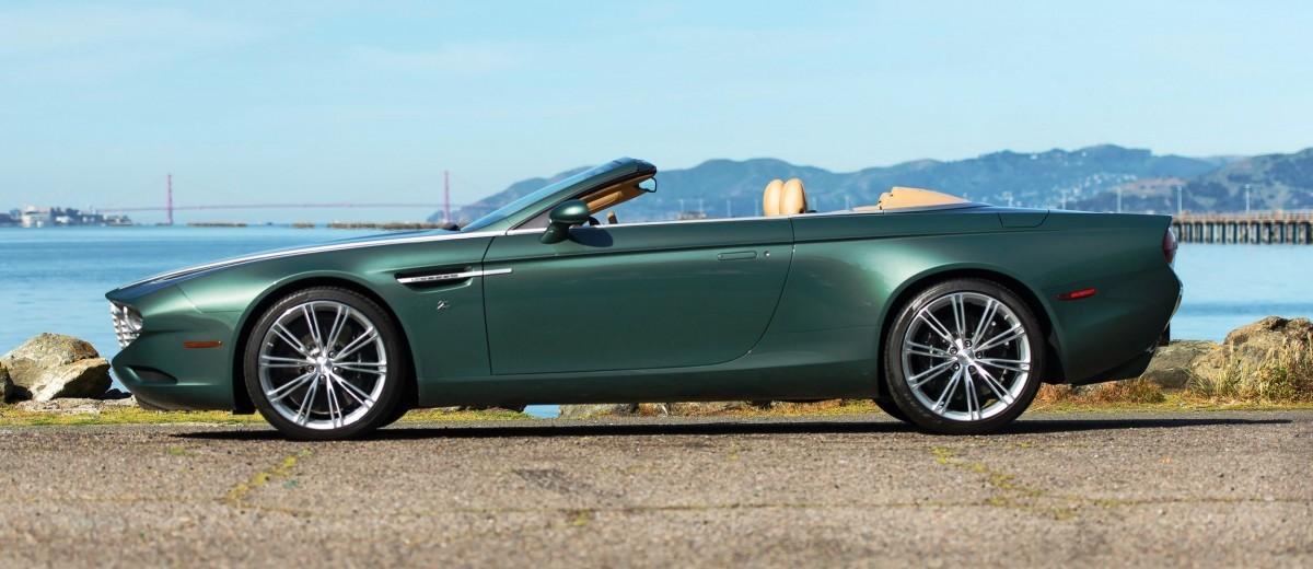 2013 Aston Martin ZAGATO DB9 Centennial Spyder 5