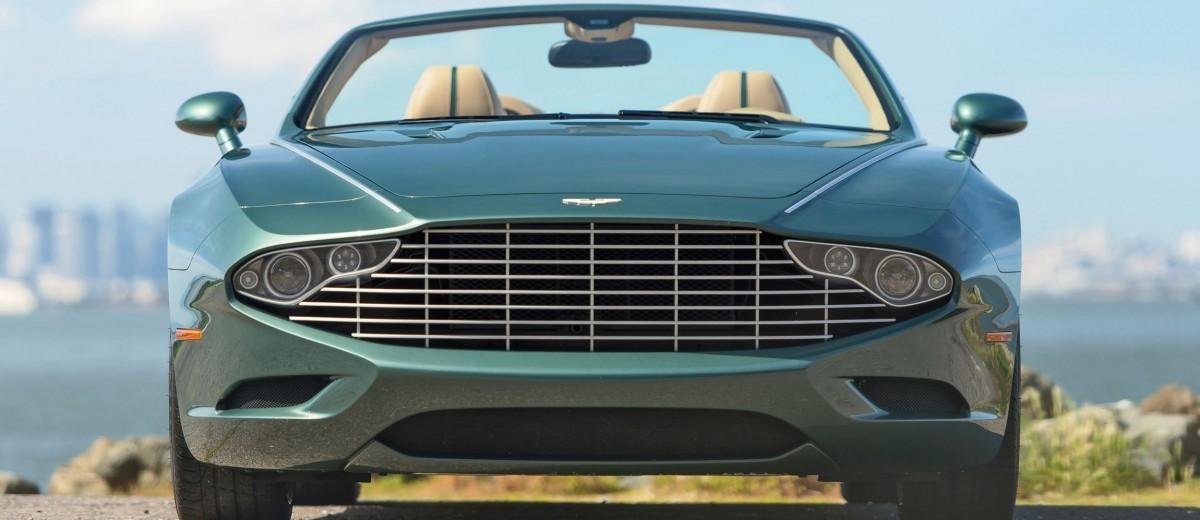 2013 Aston Martin ZAGATO DB9 Centennial Spyder 6