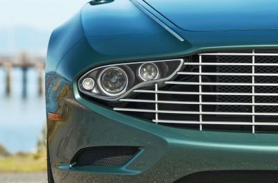 2013 Aston Martin ZAGATO DB9 Centennial Spyder 8