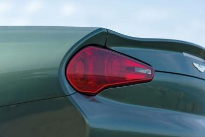 2013 Aston Martin ZAGATO DB9 Centennial Spyder 9