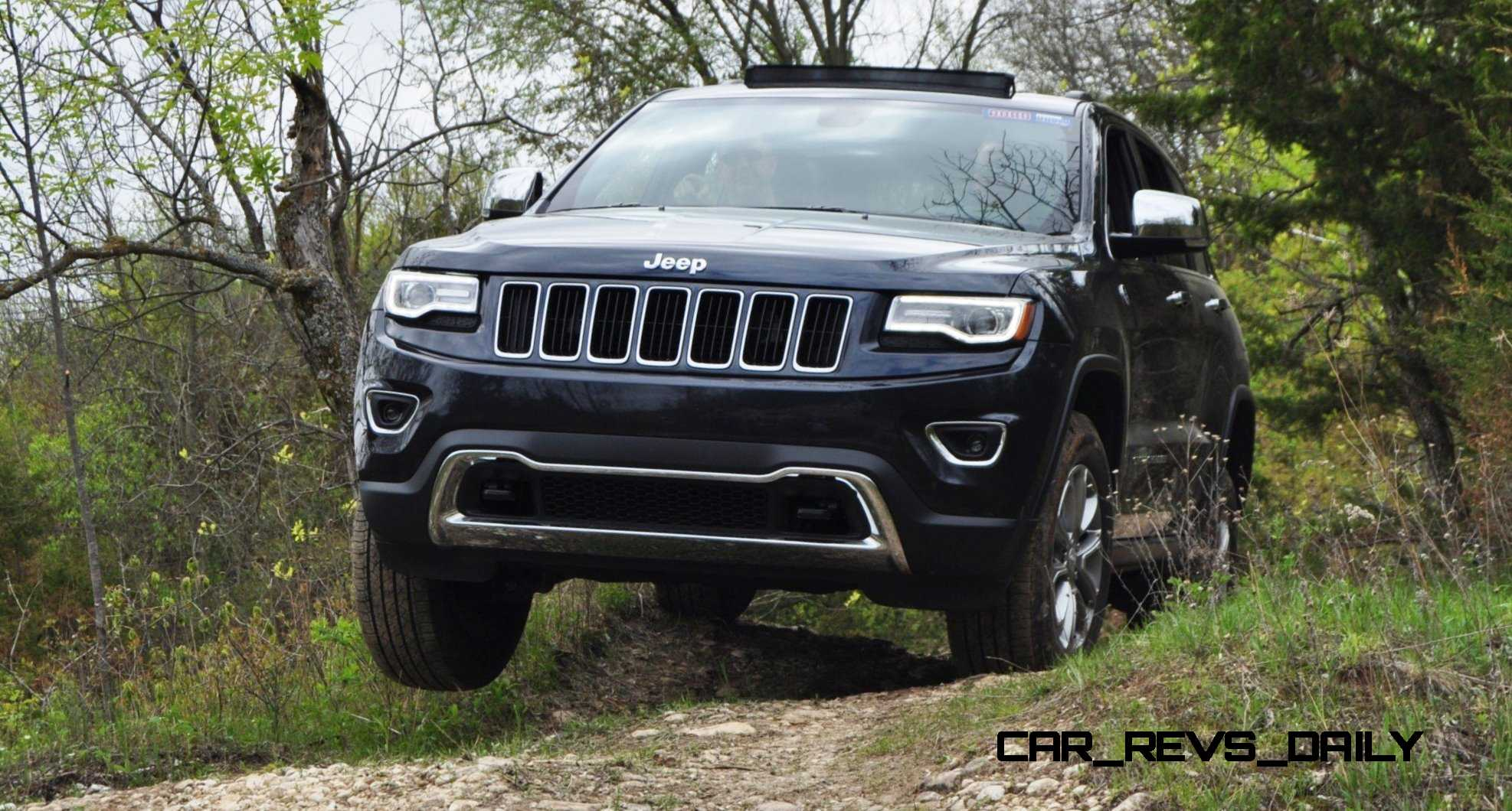 Beautiful 2014 Jeep Grand Cherokee Shows Its Trail Rated  ...