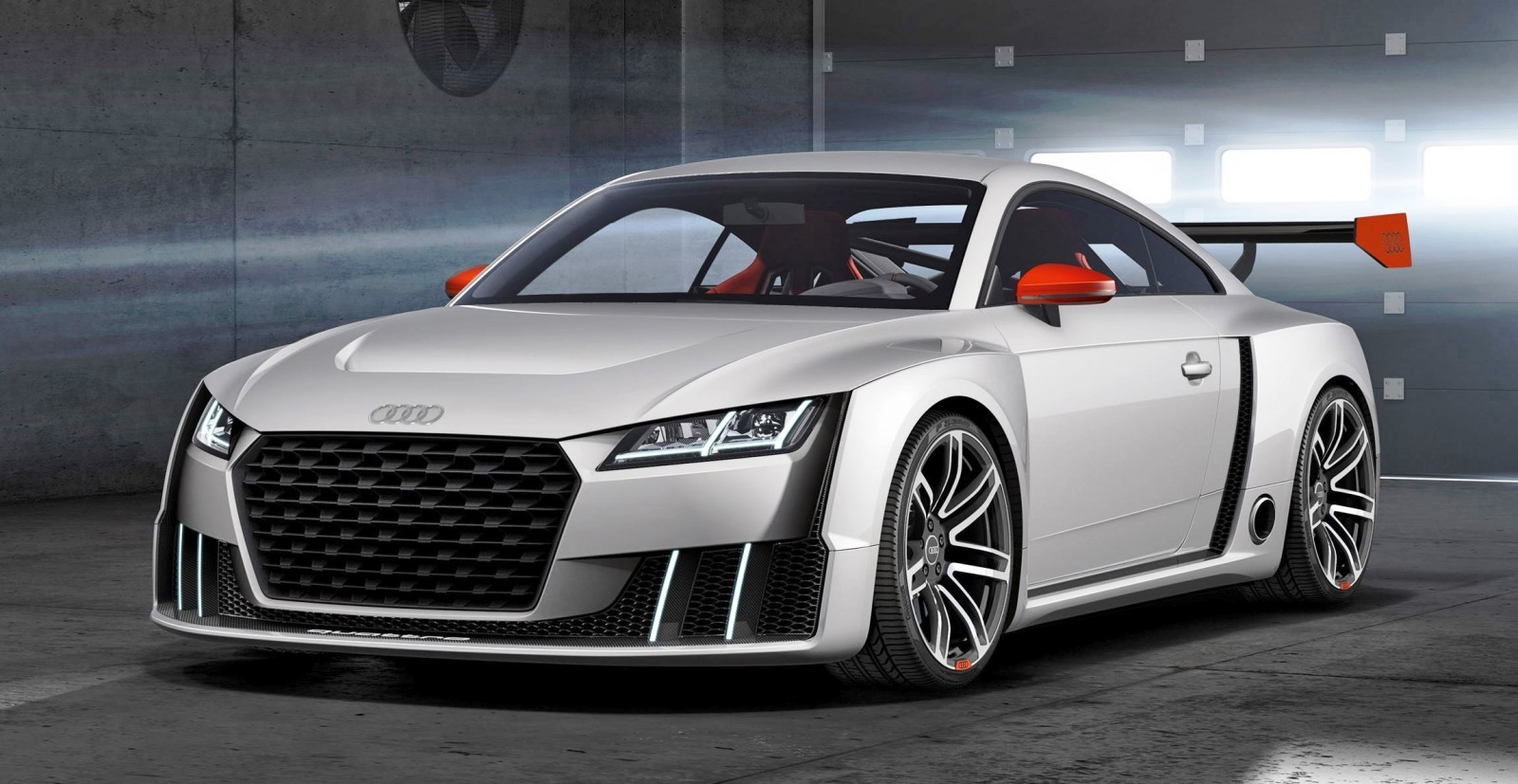 2015 audi tt clubsport turbo concept. Black Bedroom Furniture Sets. Home Design Ideas