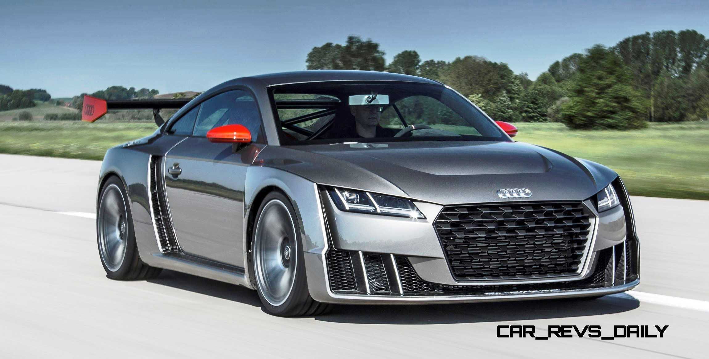 2015 audi tt clubsport turbo sound. Black Bedroom Furniture Sets. Home Design Ideas