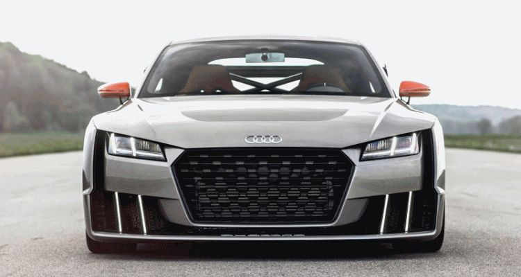 2015 Audi TT Clubsport Turbo Sound