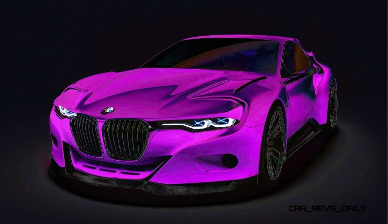 2015 BMW 3.0 CSL 2015 BMW 3.0 CSL Colorizer