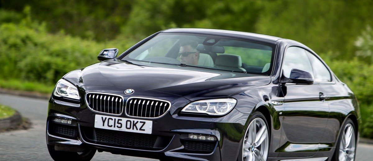 2015 BMW 6 series 20
