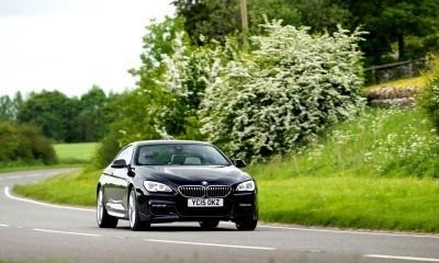 2015 BMW 6 series 22