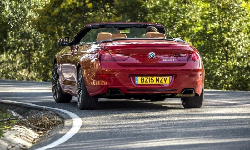 2015 BMW 6 series 25