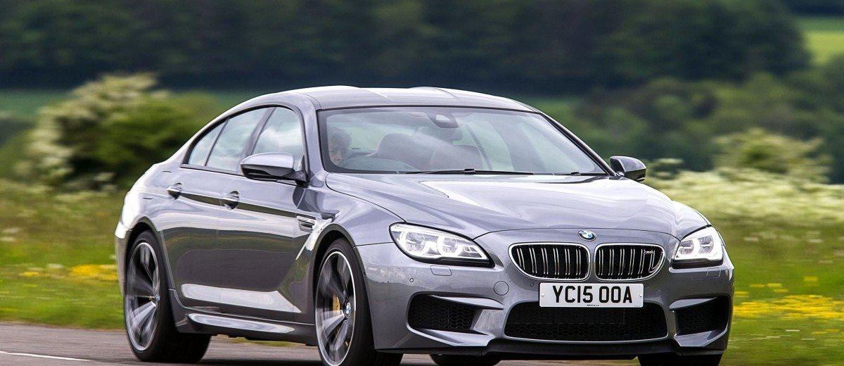 2015 BMW 6 series 30