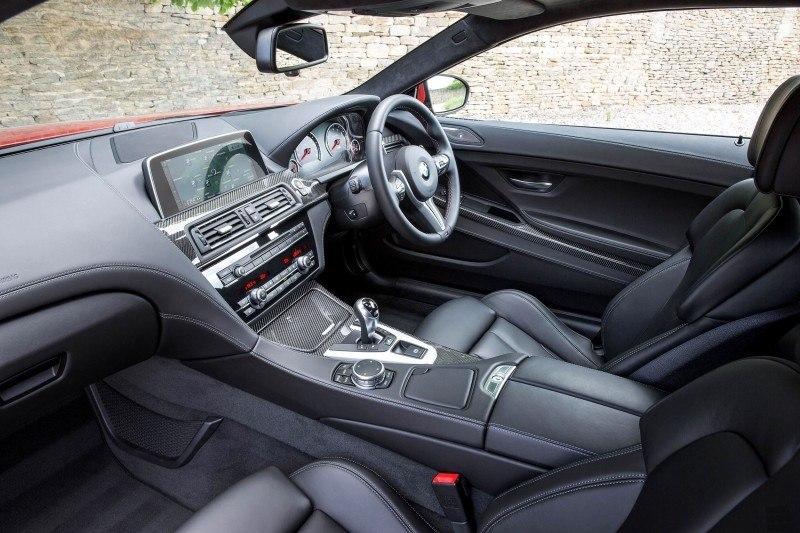 2015 BMW 6 series 47