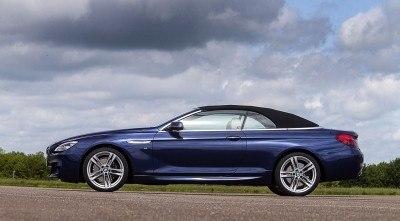 2015 BMW 6 series 5