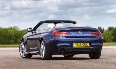 2015 BMW 6 series 7