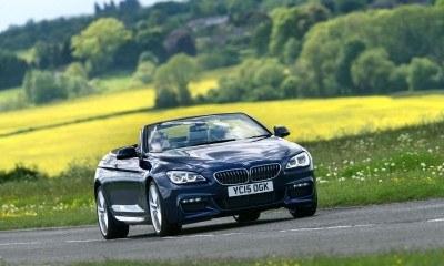2015 BMW 6 series 8