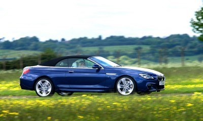2015 BMW 6 series 9