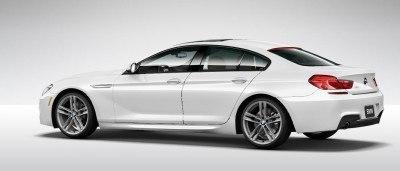 2015 BMW 640i GranCoupe xDrive Alpine White M Sport 16