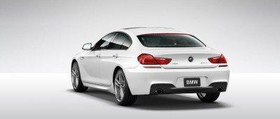 2015 BMW 640i GranCoupe xDrive Alpine White M Sport 20