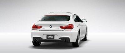 2015 BMW 640i GranCoupe xDrive Alpine White M Sport 23