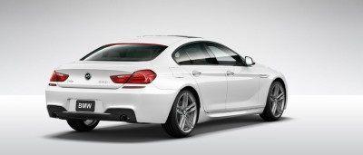 2015 BMW 640i GranCoupe xDrive Alpine White M Sport 25