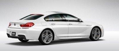 2015 BMW 640i GranCoupe xDrive Alpine White M Sport 27