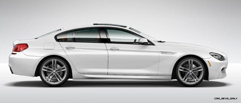 2015 BMW 640i GranCoupe xDrive Alpine White M Sport 31